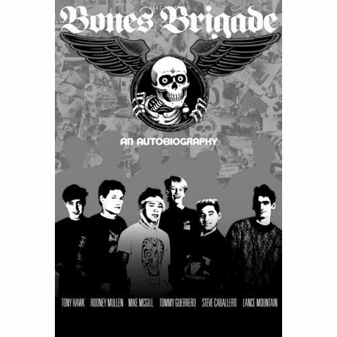 "Bones Brigade Black and White Poster 24""x36"""