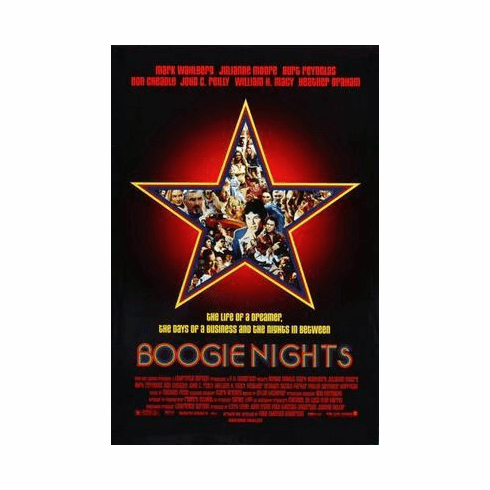 Boogie Nights Movie Poster 24in x36 in