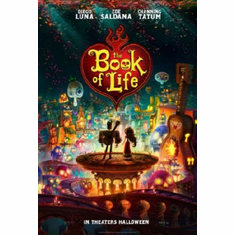 Book Of Life The 8x10 Movie Poster Photo