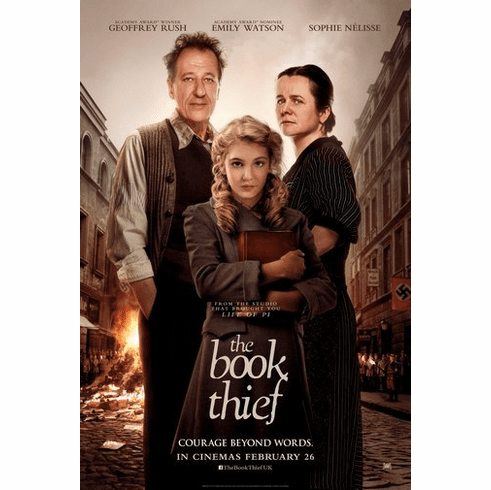 Book Thief Movie Poster 24Inx36In Poster