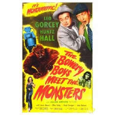Bowery Boys Meet The Monsters, The Movie 8x10 photo Master Print