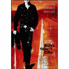 Boys Don'T Cry Mini Movie Poster 11x17