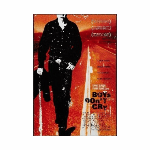Boys Don'T Cry Poster 24inx36in