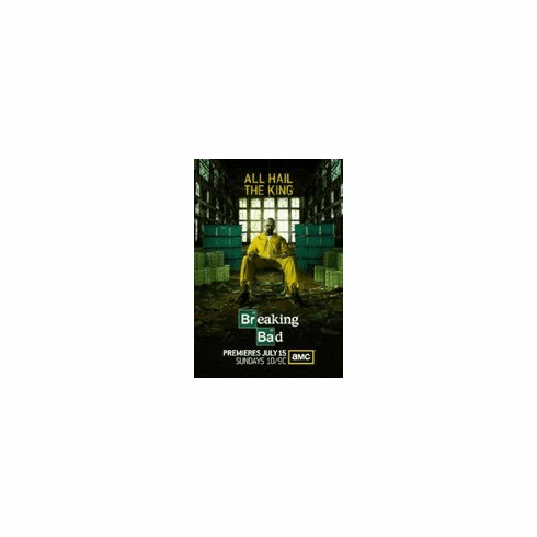 Breaking Bad 8x10 photoall hail the king