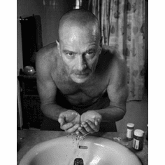 """Breaking Bad Black and White Poster 24""""x36"""""""