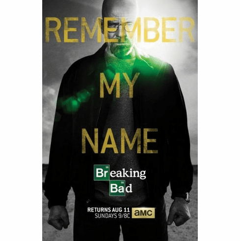 breaking bad Mini Poster 11inx17in poster