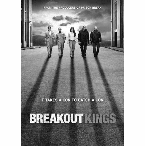 "Breakout Kings Black and White Poster 24""x36"""