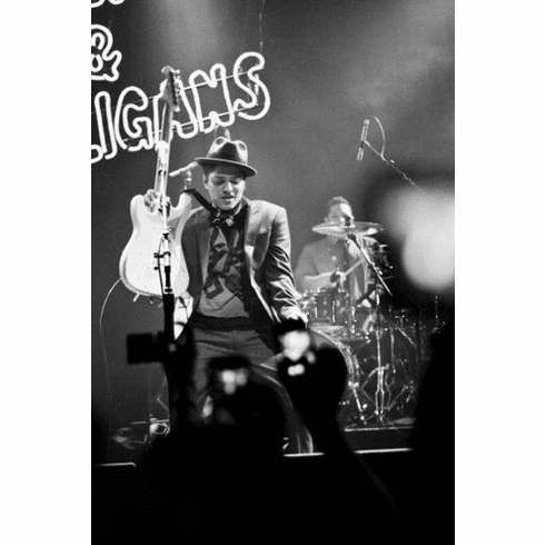 bruno mars Mini Poster 11inx17in poster