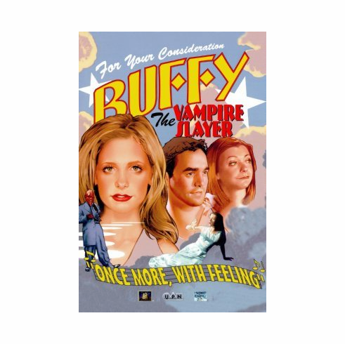 Buffy The Musical Poster 24x36 #01