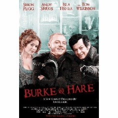 Burke And Hare Mini Movie Poster 11x17