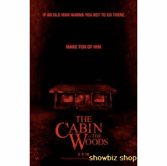 Cabin In The Woods Movie #01 8x10 photo master print Make Fun Of Him