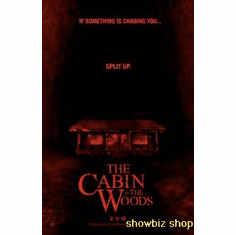 Cabin In The Woods Movie #02 8x10 photo master print Split Up