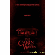 Cabin In The Woods Movie #03 8x10 photo master print Have Sex