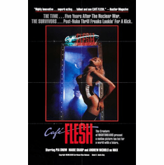 Café Flesh Movie Poster 24x36