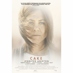 Cake Movie Mini poster 11inx17in