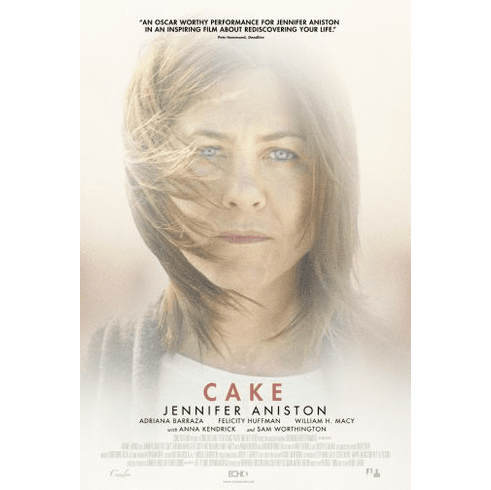 Cake Movie Poster 24in x36in