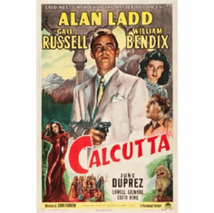 Calcutta Movie Poster 24inx36in