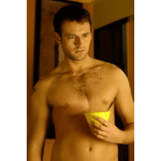 Callum Blue 8x10 photo Master Print