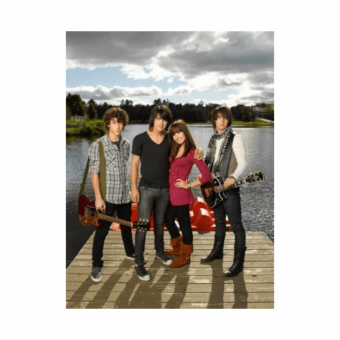 Camp Rock Mini Poster 11x17