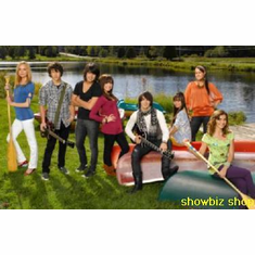 Camp Rock Poster Cast Poster Jonas Brothers 24inx36in