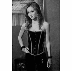 """Candace Bailey Black and White Poster 24""""x36"""""""