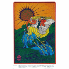 Canned Heat Poster 24inx36in