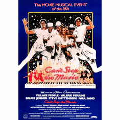 Cant Stop The Music Movie poster 24inx36in Poster