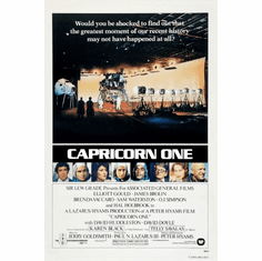 Capricorn One Movie Poster 24inx36in