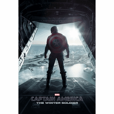 Captain America The Winter Soldier Movie Poster 24inx36in Poster