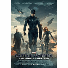 Captain America Winter Soldier 11Inx17In Mini Poster