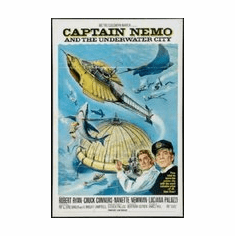 Captain Nemo 8x10 photo