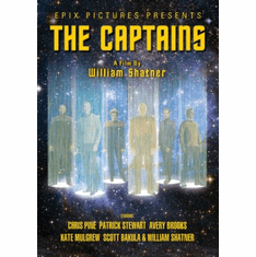 Captains The Movie Mini Poster 11x17 #01