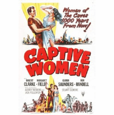 Captive Women Mini Movie Poster #01 11x17 Mini Poster