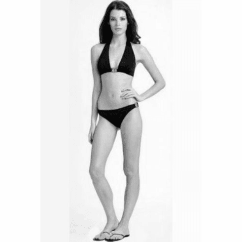"""Carly Foulkes T Mobile Girl Black and White Poster 24""""x36"""""""