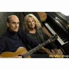 Carole King James Taylor #01 8x10 photo master print