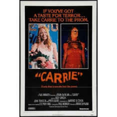 Carrie Poster 24inx36in