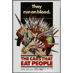 Cars The That Ate People Poster 24inx36in