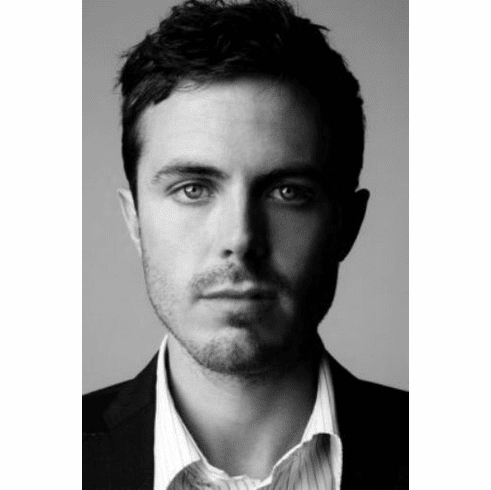 "Casey Affleck Black and White Poster 24""x36"""