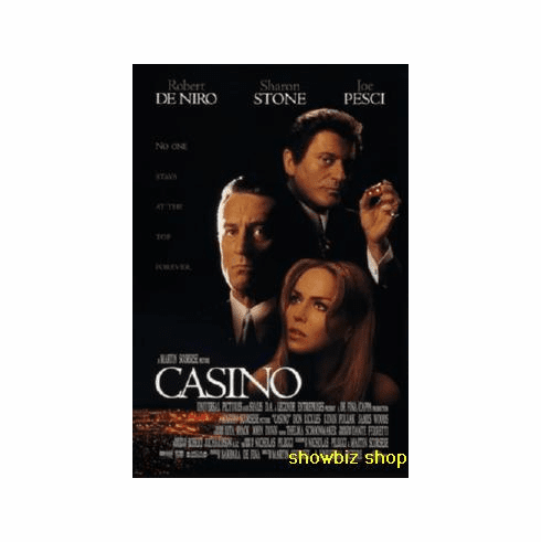Casino Movie Poster 11x17 Mini Poster