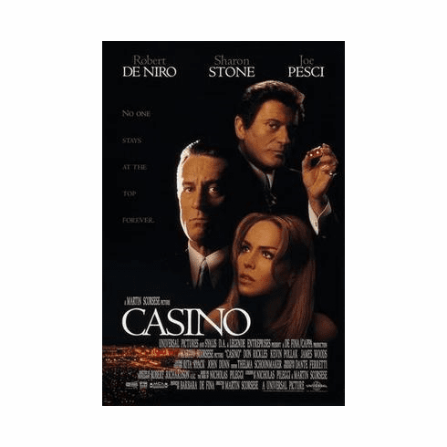 Casino Movie Poster 24in x36 in