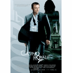 Casino Royale Movie Poster 24inx36in