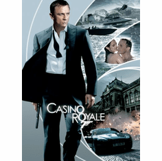 Casino Royale Movie Poster James Bond 24inx36in