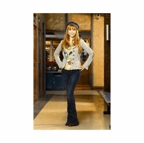 Castle Mini Poster 11x17 Molly Quinn
