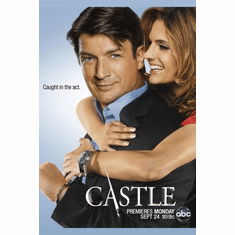 Castle Nathan Fillion Poster 24inx36in Poster