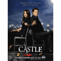 Castle Poster Tied Up 24in x36 in