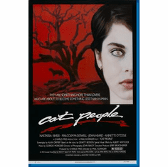 Cat People Movie Poster 24inx36in