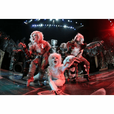 Cats Poster Theatrical Performance Scene 24inx36in