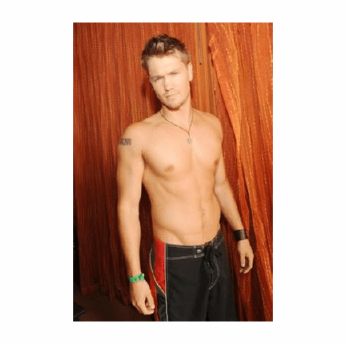 Chad Michael Murray Poster Shirtless 24inx36in