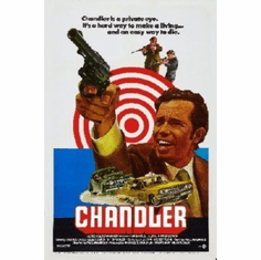 Chandler Mini Movie Poster 11x17