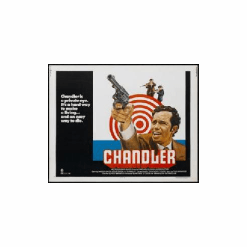 Chandler Movie Poster 11x17 Mini Poster